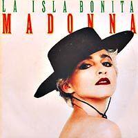 MADONNA La Isla Bonita FR Press SP