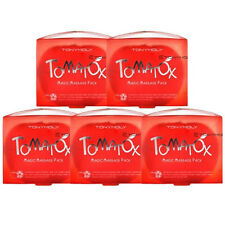 [TONYMOLY] Tomatox Magic White Massage Pack (80gX5pcs)  -Korea cosmetics