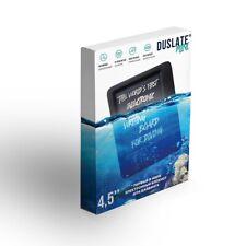 Electronic scuba dive (underwater) slate DUSLATE