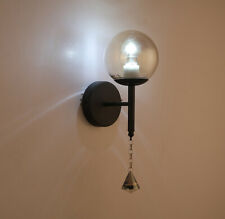 7W LED Wall Sconces Light Fixture Bedside Lamp E27 Bulb Bedroom Bar Living Room