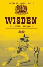 Wisden Cricketers' Almanack 2020 by Lawrence Booth 9781472972859 | Brand New