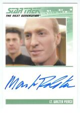 Star Trek Die Next Generation Mark Rolston Autogramm