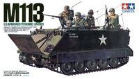 Tamiya 35040 M113 APC US Army Vietnam 1/35 Scale Plastic Model Kit