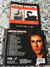 JOHN WAITE No Brakes 1984 Ignition 1982 RARE OOP CD Missing You Change Tears