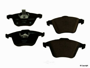 Disc Brake Pad Set Front WD Express 520 09152 001