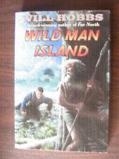 Wild Man Island by Will Hobbs (2003, Paperback reprint)