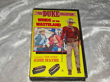 THE DUKE COLLECTION WINDS OF THE WASTELAND JOHN WAYNE  RARE NEW VHS VIDEO PAL