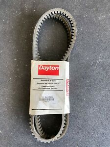 Dayton 6A132G - BX68 Cogged Accessory Drive Belt Industrial Premium V-Belt NEW