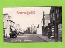 (A) Regent Street Kingswood Bristol unused RP pc  D159