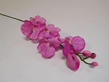 Orchidee Phalaenopsis Seidenblume Kunstblume pink rose rosa 70 cm 60301-17 F2