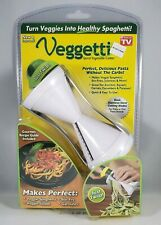 Veggetti Spiral Vegetable Cutter New & Improved As Seen On TV
