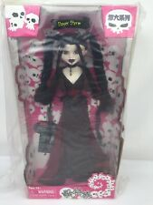 Bleeding Edge BeGoths Collector Doll - Series 6 Slayer Storm Asian Japanese Box