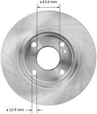 Disc Brake Rotor fits 2011-2014 Ford Fiesta  BENDIX