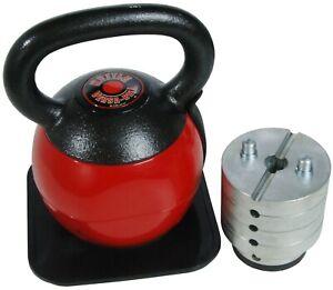 Stamina 36 lb. Adjustable Kettle Versa-Bell 05-3036