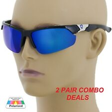 Men/'s Khan Sunglasses KN911202 UV400 Davis E5 black red sunnies