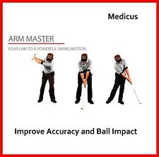 Medicus Arm master Golf Full Swing Training Aid Keeping the Elbows Together