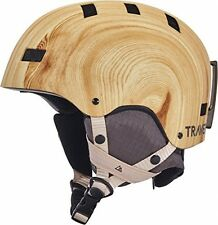 OpenBox Traverse Sports Dirus Convertible Ski & Snowboard/Bike & Helmet, Bamboo,