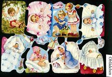 # GLANZBILDER # Krüger 98-15, Babys & Kinder, Klassiker, super süß & sehr RAR