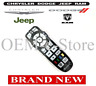 2014 2015 2016 2017 Jeep Grand Cherokee Uconnect Entertainment Remote Control OE