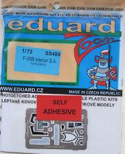 Eduard 1/72 SS489 Colour Zoom etch for the Fujimi F-35B Lightning II kit