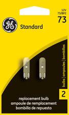 Standard Lamp Twin Blister Pack fits 1991-1999 Saturn SL2 SL,SL1 SC2,SW2  GE LIG