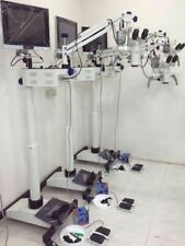 Ent Operating Microscope 5 Step Lcd Camera Motorized
