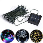 200-LED Outdoor Solar-Powered String Light Garden Christmas Party Fairy Lamp-22M