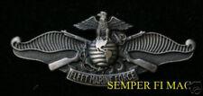 US NAVY FMF FLEET MARINES FORCE MINI HAT PIN ENLISTED WARFARE SPECIALIST FMFEWS