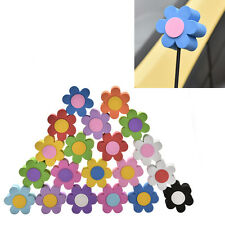 Lovely Eva Flower Decorative Car Antenna Topper Balls Color Random Y7m