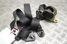 Suzuki Vitara 1996 - 2000 2 Door Soft Top Seat Right Rear Black Belt
