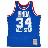 Hakeem Olajuwon Houston Rockets Mitchell & Ness NBA 1985 All-Star Swingman Jerse