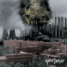 "OBITUARY ""WORLD DEMISE (RE-ISSUE)"" CD NEUWARE!!!!!!!!!!"