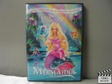 Barbie - Fairytopia: Mermaidia (DVD, 2006)