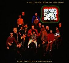 Audio CD: Child Is Father To The Man (24K Gold CD), Blood Sweat & Tears. New Con