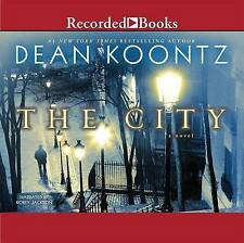 The City by Dean Koontz (CD-Audio, 2014)