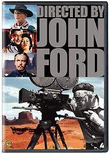 DIRECTED BY JOHN FORD PETER BOGDANOVICH JOHN FORD 2009 LIKE NEW WARNER DVD OOP
