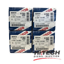 Nissan Navara & Patrol ZD30 BRAND NEW INJECTOR SET Bosch 0445110284/ 16600-MA70A