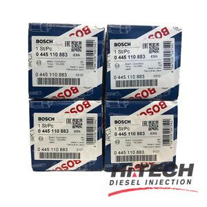 Nissan Navara & Patrol ZD30 INJECTOR SET BRAND NEW Bosch 0445110284/ 16600-MA70A