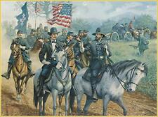 Dale Gallon print, It May As Well Begin Now, Gettysburg, July 2, 1863
