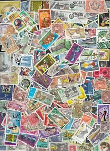NIGERIA 140 different (with recent up to 2010)