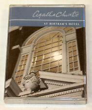 Audio Book 2 x Cassette Agatha Christie - At Bertram's Hotel