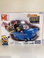Mega Bloks Despicable Me Motor Mischief Minion Made DKT69 NEW SEALED 176 Pieces