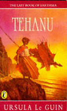 Tehanu: The Last Book Of Earthsea (Puffin Books)-ExLibrary