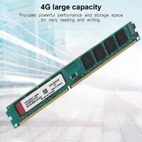 4GB DDR3-1333Mhz PC3-10600U 240Pin DIMM PC Desktop Memory RAM 1.5V CL9 NON-ECC