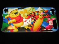 Pooh & Friends Hard Case for iPod Touch 5th Gen Rafting the River Piglet Tigger