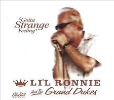 Li`L Ronnie And The Grand D...-Gotta Strange Feeling CD NEW