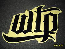 1 Authentic grandi WETHEPEOPLE WTP Bici Adesivo del Logo/Adesivo Aufkleber #56