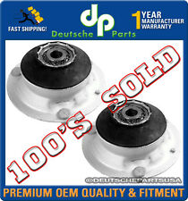 Front Strut Shock Mount Mounts Bearings 31 33 6 779 613 SET 2 For BMW E36 Z3 Z4