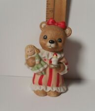 Vintage Homco/ Home Interiors - Bedtime Bears - 51022-98