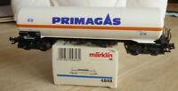 Märklin 4848 Druckgas-Kesselwagen PRIMAGAS ARETZ Krefeld DB Ep.4/6, 2-Leiter DC